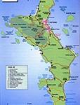 Map of Mahe