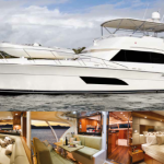 Riviera 63ft Open Flybridge Boat